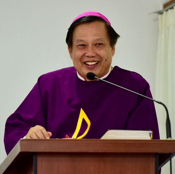 Mgr. Vincentius Sutikno Wisaksono