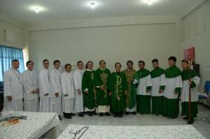 Misa Syukur 25 Tahun SEP